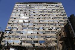 ایمن سازی ساختمان آلومینیوم با ۱۲ میلیارد