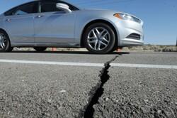 زلزله در آمریکا