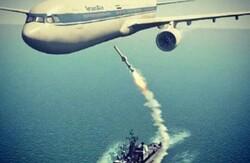 Iranian civilian airliner