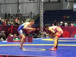 متقی و فیروزپور صاحب مدال طلا شدند