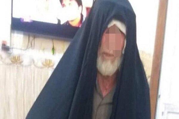 موصل میں زنانہ لباس پہن کر فرار ہونے والے داعشی کمانڈر کو گرفتار کرلیا گیا