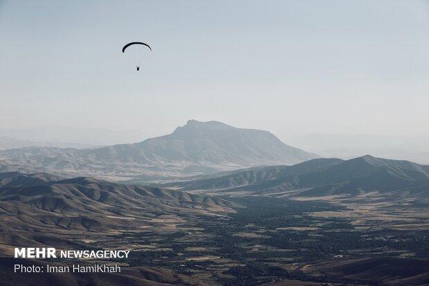 مسابقات کشوری پرواز با پاراگلایدر