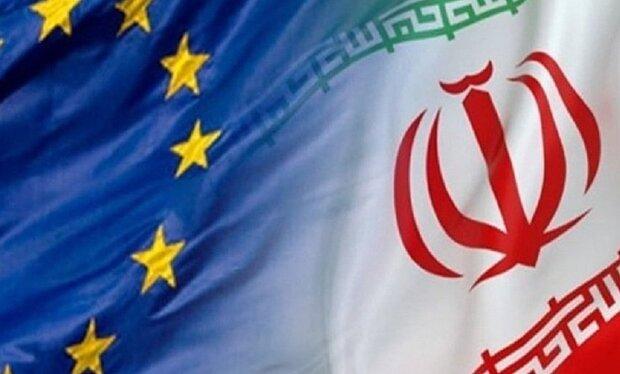 یورپی یونین کا ایرانی وزیر خارجہ پر امریکی پابندیوں پر اظہار افسوس