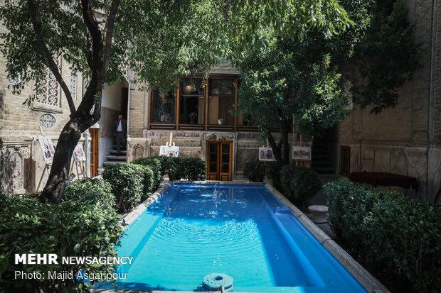 بخش قاجاری خانه تاریخی ملک در بازار بینالحرمین تهران گشایش یافت