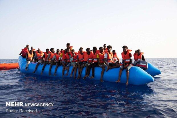 سازمانملل: حدود ۱۰۰۰ پناهجو سال جاری در مدیترانه قربانی شدهاند