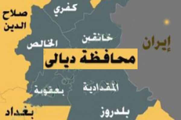 عملیات موفق اطلاعاتی در استان دیالی عراق