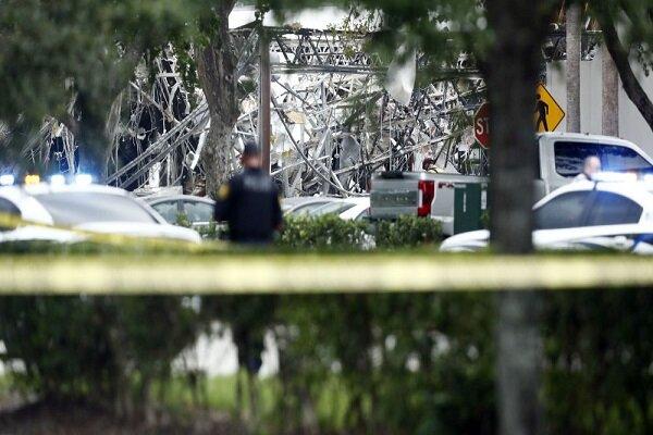 فلوریڈا میں گیس کے زور دار دھماکے سے متعدد افراد زخمی