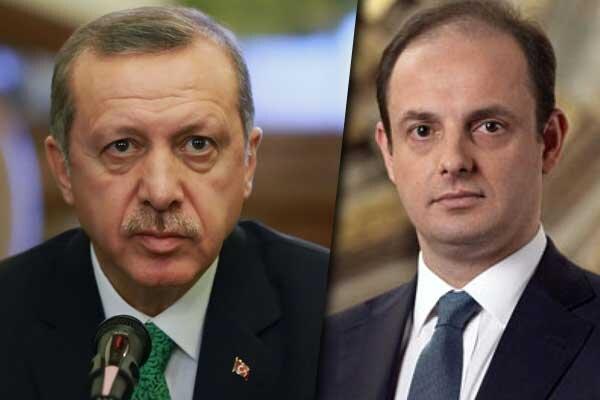 اردوغان معاون بانک مرکزی ترکیه را عزل کرد