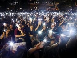 ہانگ کانگ میں ماؤں کا بچوں کی رہائی کے لئےمظاہرہ