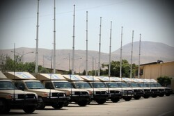 VIDEO: IRGC unveils homegrown military communication system 'Sepehr 110'