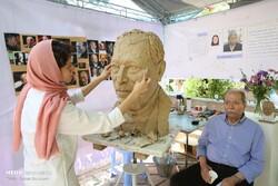 National Sculpture Symposium of Iranian luminaries
