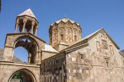 کاهش ساعات بازدید از کلیسای سنتاستپانوس در فصل زمستان
