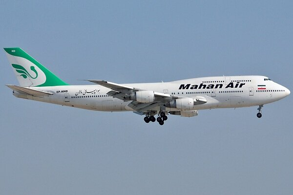 Mahan Air launches flights to Rome, Shenzhen