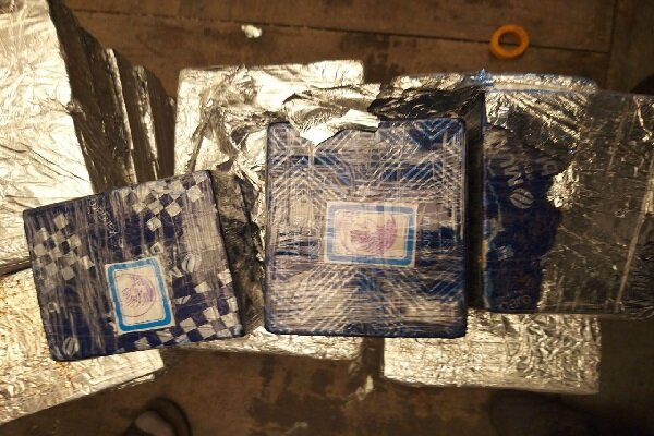 Iranian police bust 203kg of heroin en route to Europe