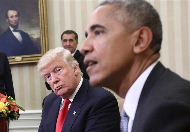 Will  Obama break the Trump game?