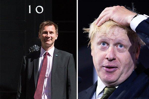 جانسون همچنان بخت اول نخست وزیری انگلیس است