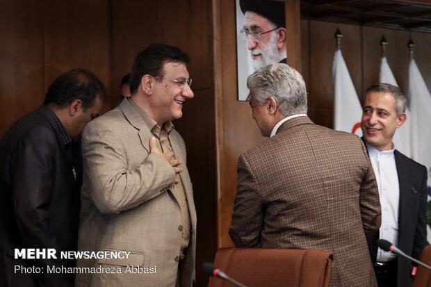Moradi reinstates IWF chief