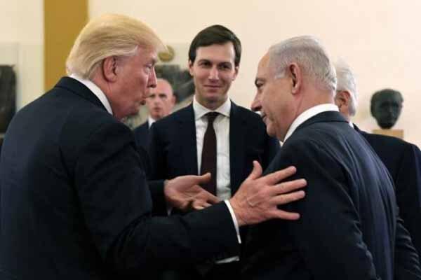 از تمایل ترامپ برای افزایش تحریمها علیه ایران تشکر کردم
