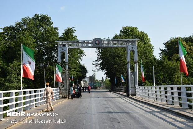 بازدید سرپرست استانداری گیلان از زیرساخت های اقتصادی و گردشگری آستارا