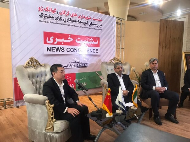 Guangzhou to construct industrial park in N Iran