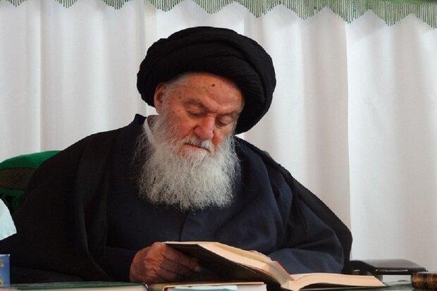 آیت الله العظمی سید محمد حسینی شاهرودی درگذشت