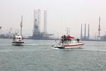 شناور ایرانی متوقف در آبهای کویت، رفع توقیف شد