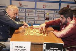 صعود سه پلهای پرهام مقصودلو در رنکینگ جهانی شطرنج