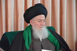 مراسم ترحیم آیت الله حسینی شاهرودی در تهران برگزار شد