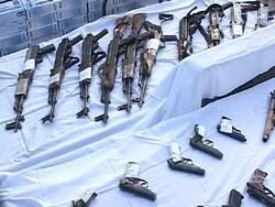 افزایش ۹۰ درصدی کشف سلاح های جنگی/تمرکز پلیس بر کشف های کلان است