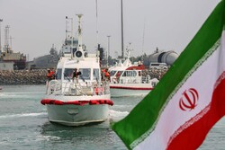 'Haidar-class' vessels delivered to Iran's marine police