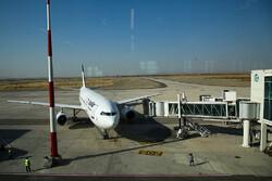 اولین پرواز حجاج آذربایجان شرقی به عربستان انجام شد
