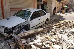 صوبہ خوزستان میں زلزلے کے شدید جھٹکے