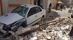 VIDEO: Magnitude 5.7 quake damages buildings in SW Iran