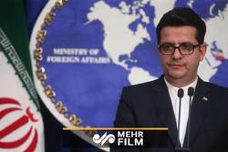 واکنش سخنگوی وزارت امور خارجه به پخش سریال «گاندو»
