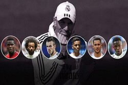 مصائب «زیدان» در رئال مادرید/ تیمی که به یک رهبر نیاز دارد