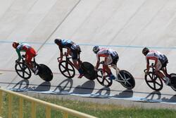 رکابزنان پیشگامان در روز اول رقابتهای لیگ برتر ۳ مدال کسب کردند