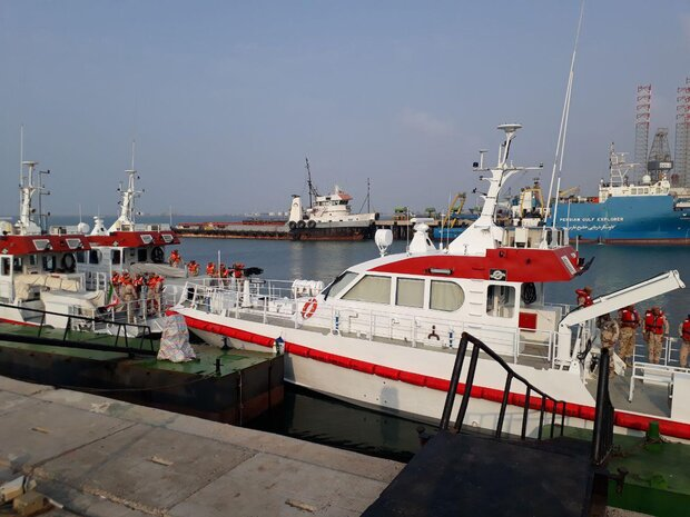 'Haidar-class' vessels join Iran's marine police
