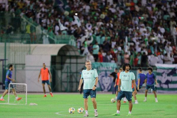 3173331 - مشتاقانه منتظر شروع کار در عمان هستم/هدفمان صعود به جام جهانی است