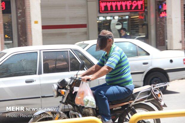 تب تند خوزستان به عرق نشسته است/ ردپای تغییرات اقلیمی بر گرما