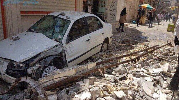 VIDEO: Magnitude 5.7 quake damages buildings in SW Iran