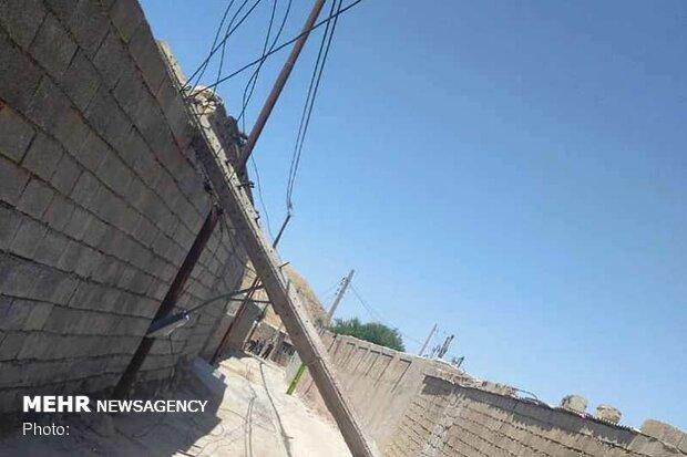 زمین لرزه مسجدسلیمان