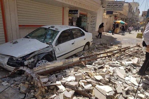İran'da şiddetli deprem: 1 ölü, 40 yaralı