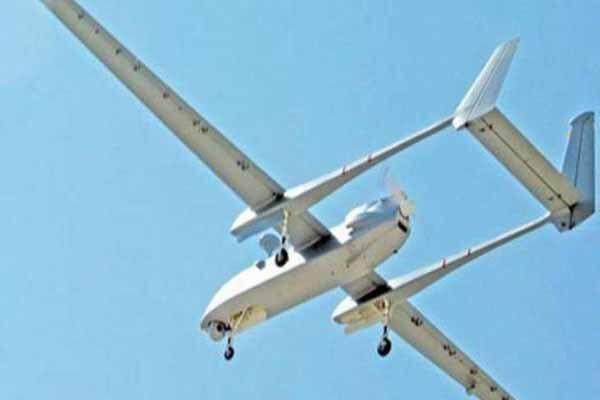 پرواز هواپیمای جاسوسی رژیم صهیونیستی بر فراز نبطیه لبنان
