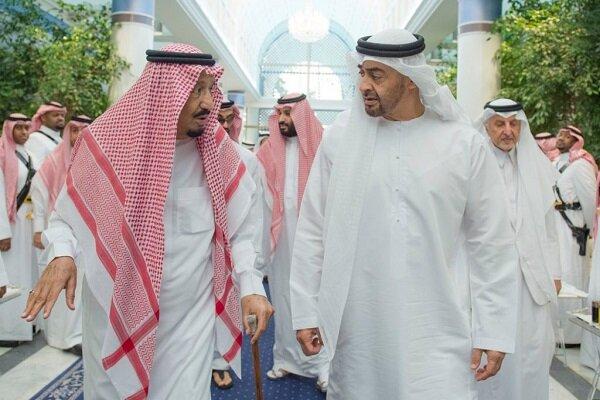 امارات در حال جدا کردن خود از عربستان است