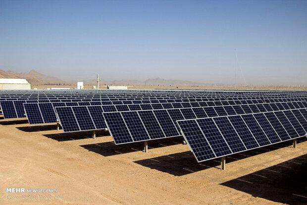 Iran's renewable energy capacity reaches 825 MW