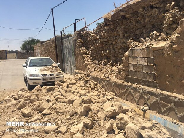 5.7 magnitude in Masjed Soleiman leaves casualties