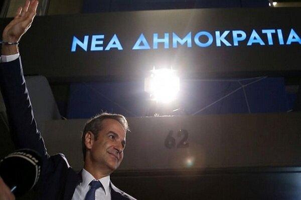 «میتسو تاکیس» نخستوزیر یونان شد