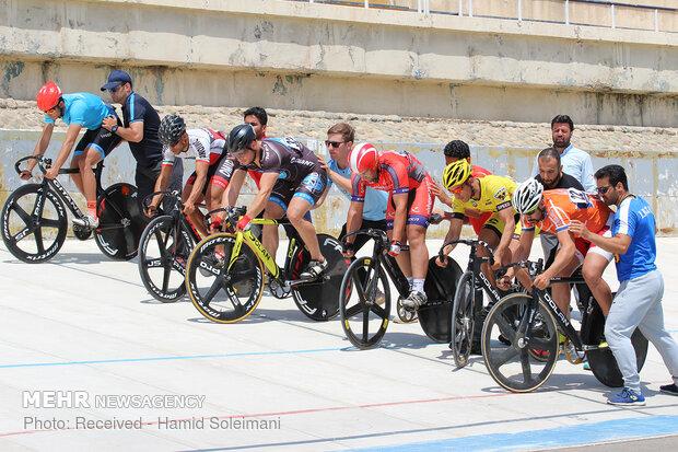National track cycling championships
