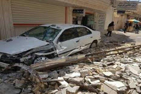 """زلزال بشدة 5،7 ريختر يضرب محافظة """"خوزستان"""""""