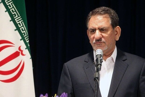 JCPOA to be continued via balance in performance of obligations: VP Jahangiri